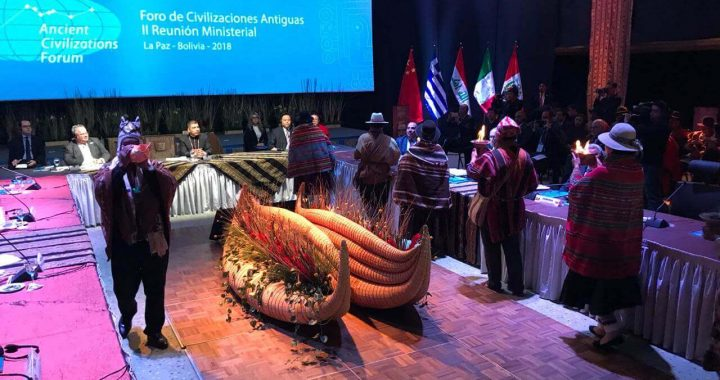 second ministerial meeting of ancient civilizations forum